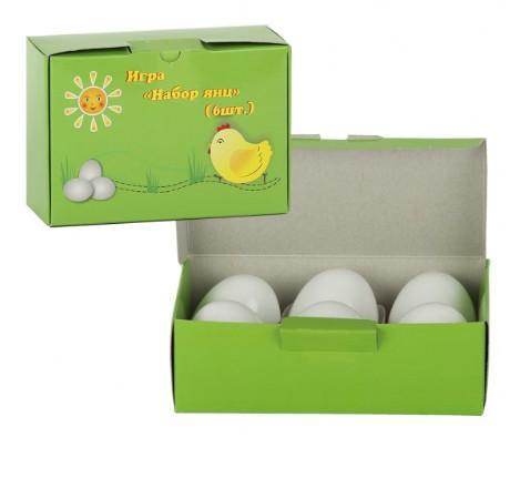 Игра Набор яиц