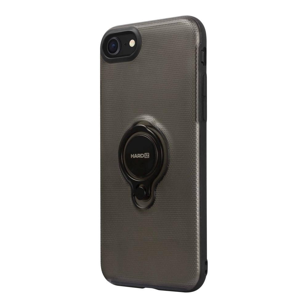 Чехол-крышка Crystal Case для iPhone 8, черный