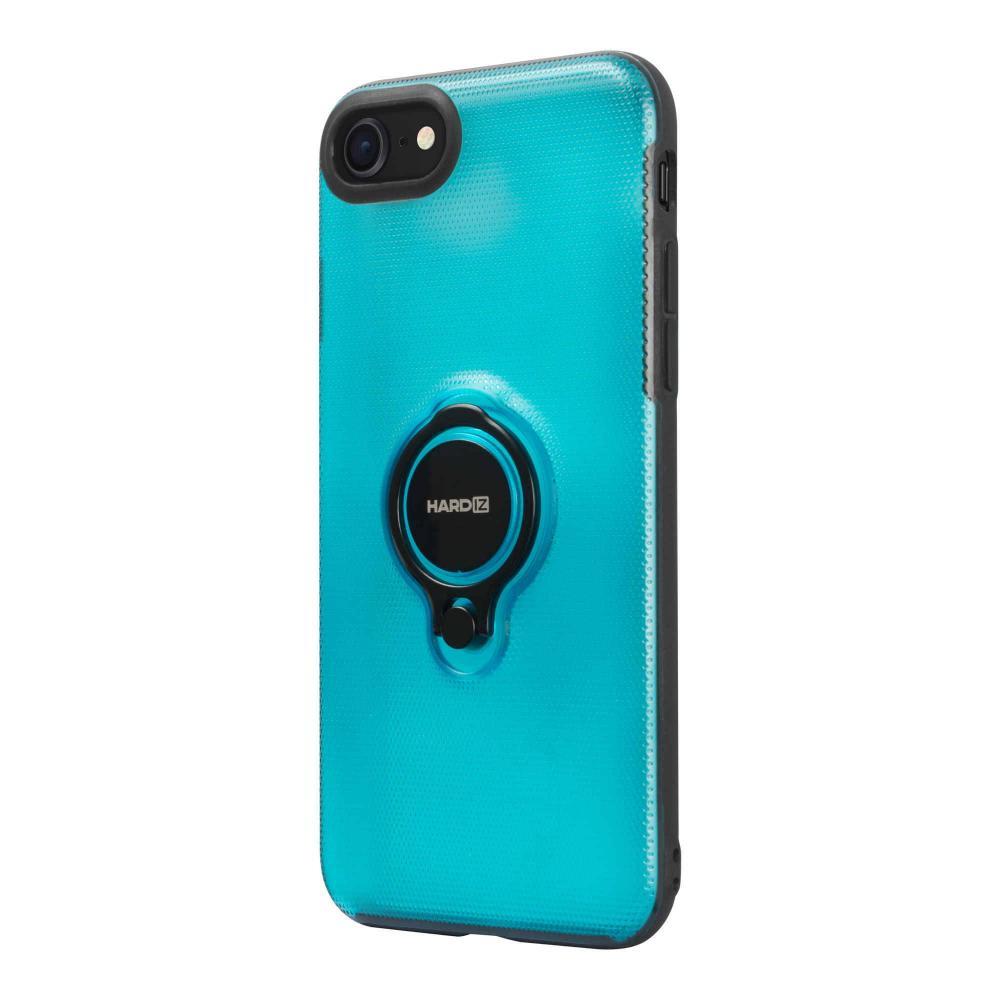 Чехол-крышка Crystal Case для iPhone 8, голубой
