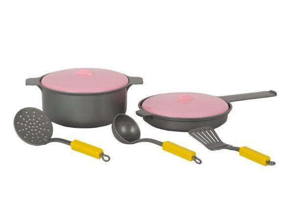 Детский кухонный набор, 5 предметов, арт. У573