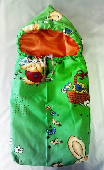 Спальник для куклы