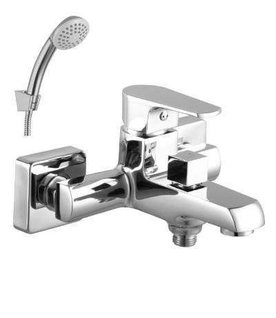 Смеситель для ванны Lemark Plus Factor