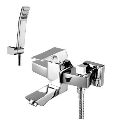 Смеситель для ванны Lemark Unit