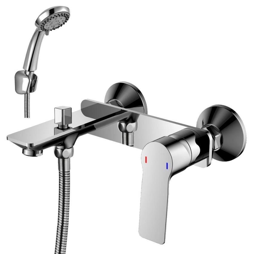 Смеситель для ванны Rossinka RS27-31