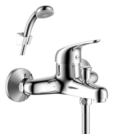 Смеситель для ванны Rossinka Y40-31