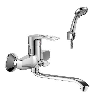 Смеситель для ванны Rossinka T40-34