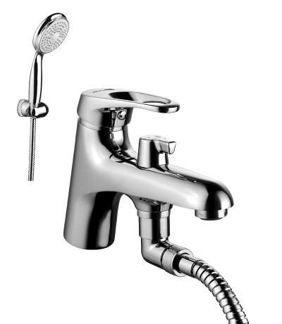 Смеситель на борт ванны Lemark Omega