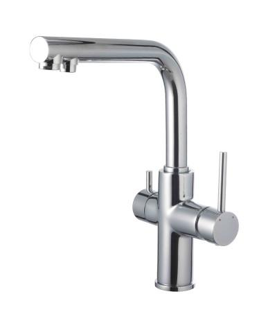 Смеситель для кухни Lemark Comfort с подключением к фильтру с питьевой водой, арт. LM3060C