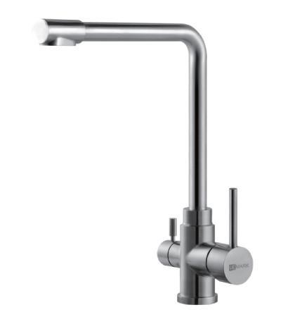 Смеситель для кухни Lemark Expert с подключением к фильтру с питьевой водой, арт. LM5060S