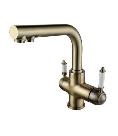 Смеситель для кухни Lemark Villa с подключением к фильтру с питьевой водой, арт. LM4861B