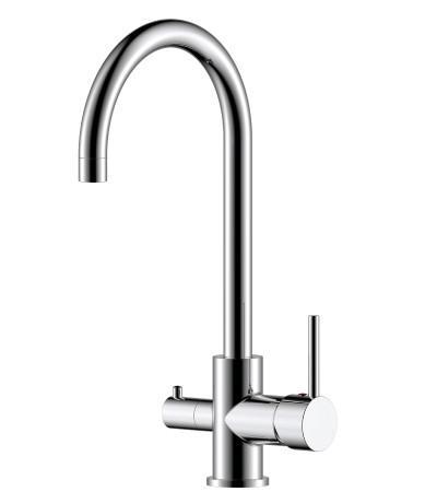 Смеситель для кухни с подключением к фильтру с питьевой водой Rossinka, арт. Z35-28