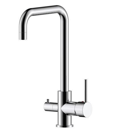Смеситель для кухни с подключением к фильтру с питьевой водой Rossinka, арт. Z35-29