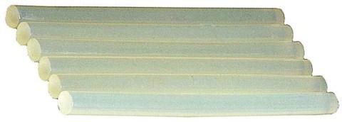 Набор стержней для клеевого пистолета Stayer, 11х200 мм (в наборе 6 штук), прозрачные