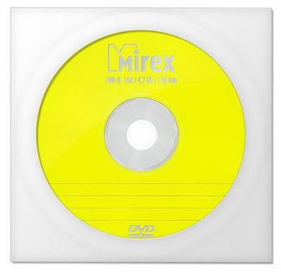 Диск DVD+R, 4.7 Гб