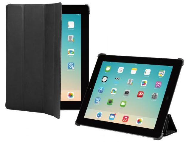 Чехол-книжка Wrinkle для iPad Air, черный