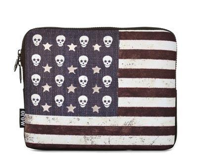 Чехол для iPad Skull Flag, 24.64x16.68x1.27 см (мульти)