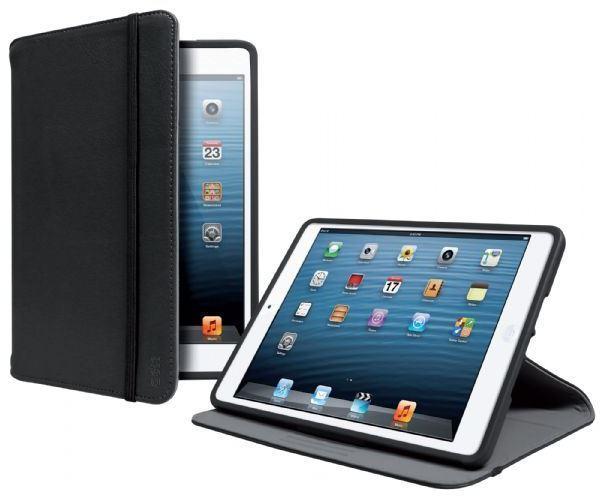 Чехол-книжка с подставкой для планшета iPad Mini Book Hammer, черный