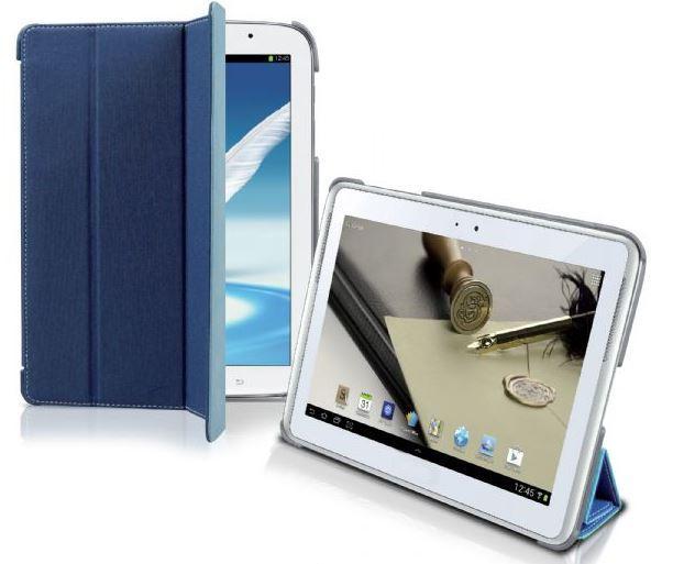 Чехол-книжка для планшета Samsung Galaxy Note 8.0 Denim, синий