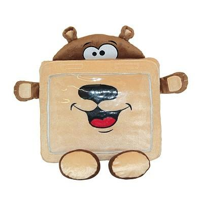 Чехол-игрушка для планшета Мишка