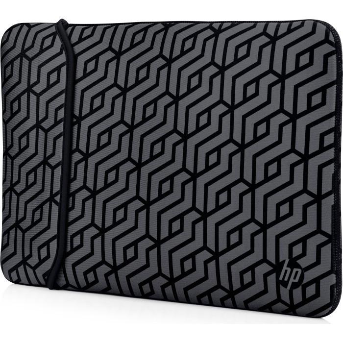 Двусторонний неопреновый чехол для ноутбука HP Chroma Geo Rev Sleeve, 14, арт. 2TX16AA#ABB