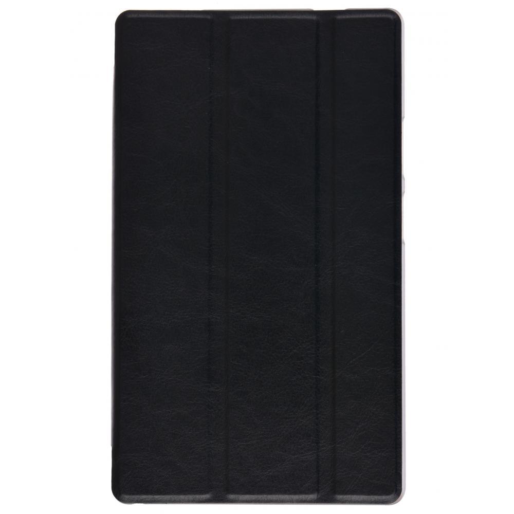 Чехол-книжка для планшета ProShield. Smart, для Lenovo TB-8704X, цвет черный