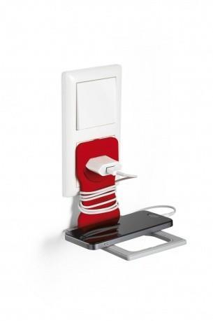 Подставка для мобильного телефона Varicolor, красная