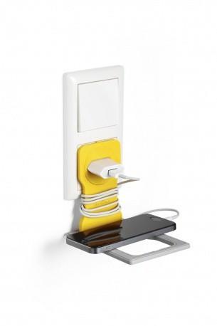 Подставка для мобильного телефона Varicolor, желтая