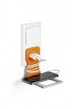 Подставка для мобильного телефона Varicolor, оранжевая