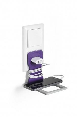 Подставка для мобильного телефона Varicolor, фиолетовая