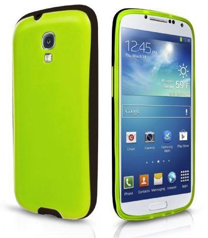 Чехол для Samsung Galaxy S4 Sweet Flurry, желтый