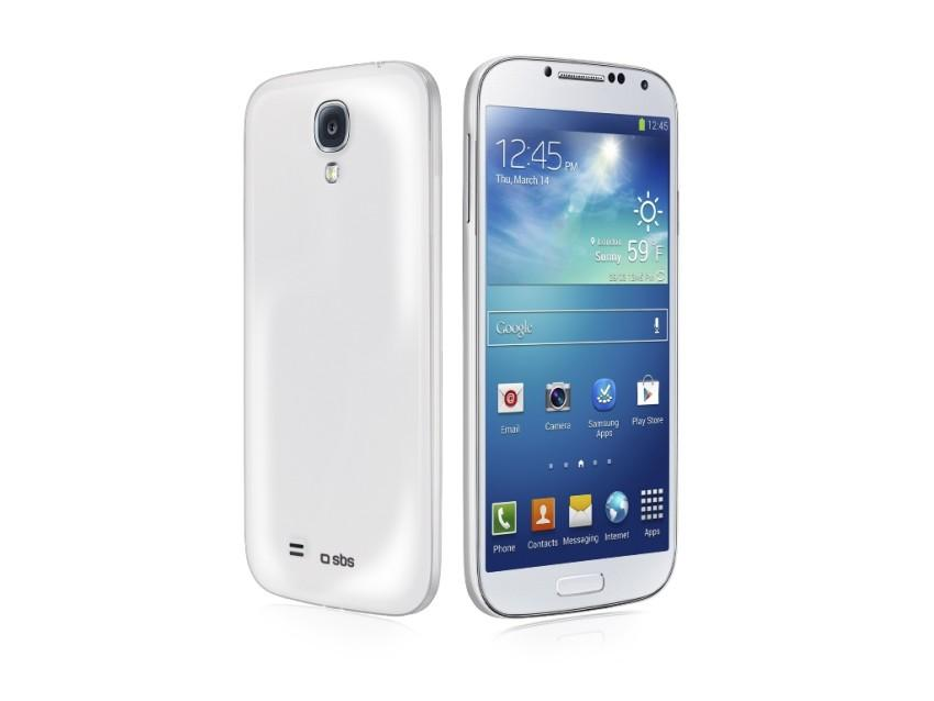 Чехол жесткий Crystal для Samsung Galaxy S4 (прозрачный)