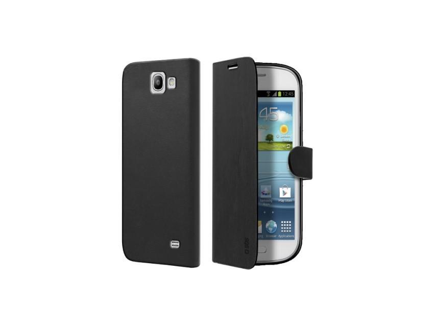 Чехол-книжка Book Case для Samsung Galaxy Express (магнитная застежка, черный)