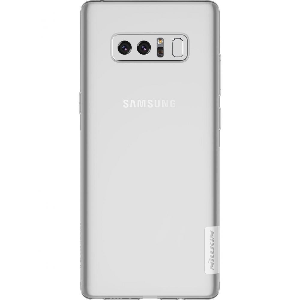 Чехол для телефона Nillkin TPU, для Samsung Galaxy Note 8, цвет белый