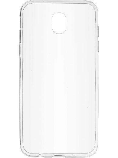 Силиконовый чехол для телефона skinBOX. Slim Silicone, для Samsung Galaxy J5 (2017), цвет прозрачный