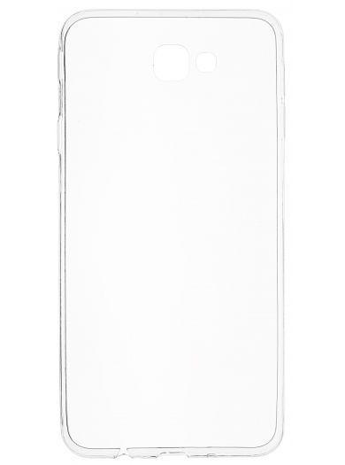 Силиконовый чехол для телефона skinBOX. Slim Silicone, для Samsung Galaxy J7/On7 SM-G600F, цвет прозрачный