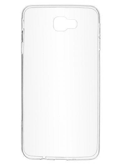 Силиконовый чехол для телефона skinBOX. Slim Silicone, для Samsung Galaxy J7 Prime/On7, цвет прозрачный