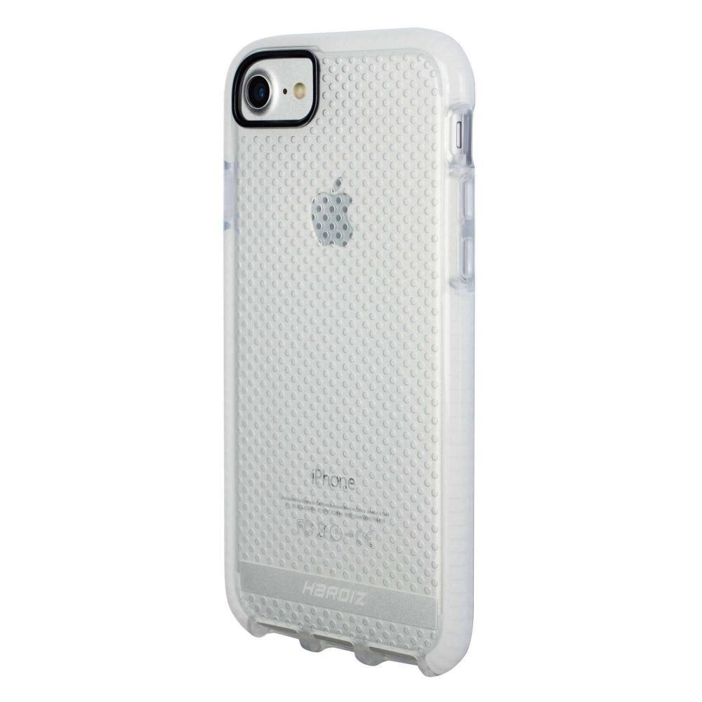 Чехол-крышка Armor Case, цвет прозрачный, белый, для iPhone 6/7/8