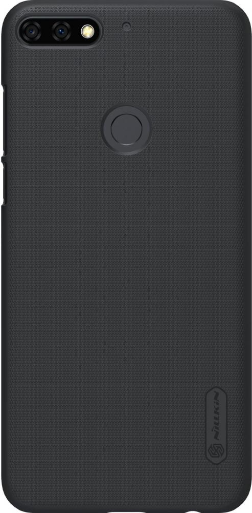 Чехол для телефона Nillkin Super Frosted, для Huawei Honor 7C Pro, цвет черный