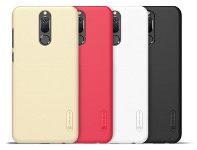 Чехол для телефона Nillkin Super Frosted, для Huawei Nova 2i, цвет золотистый
