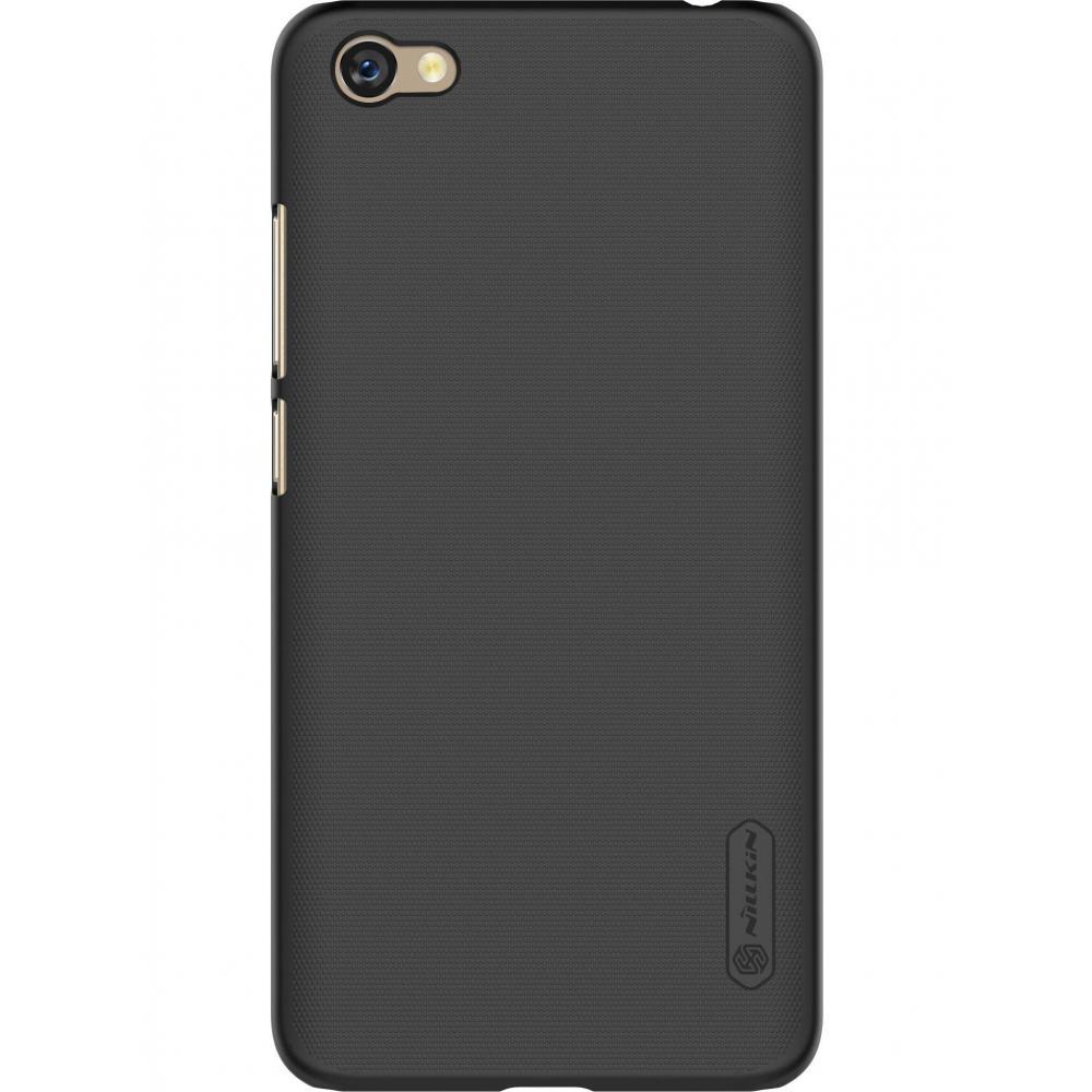 Чехол для телефона Nillkin Super Frosted, для Xiaomi Redmi Note 5A, цвет черный