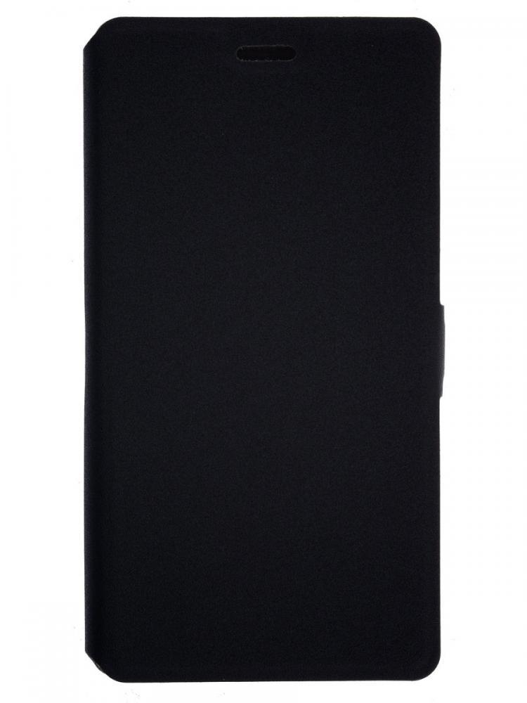 Чехол-книжка для телефона Prime. Book, для Prestigio Grace M5, цвет черный