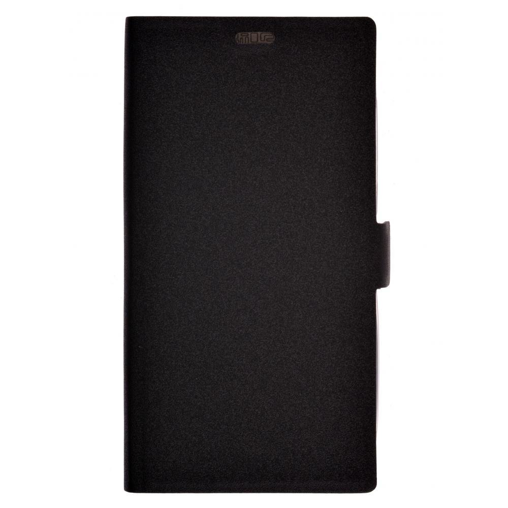 Чехол-книжка для телефона Prime. Book, для Prestigio Muze C5/C7, цвет черный