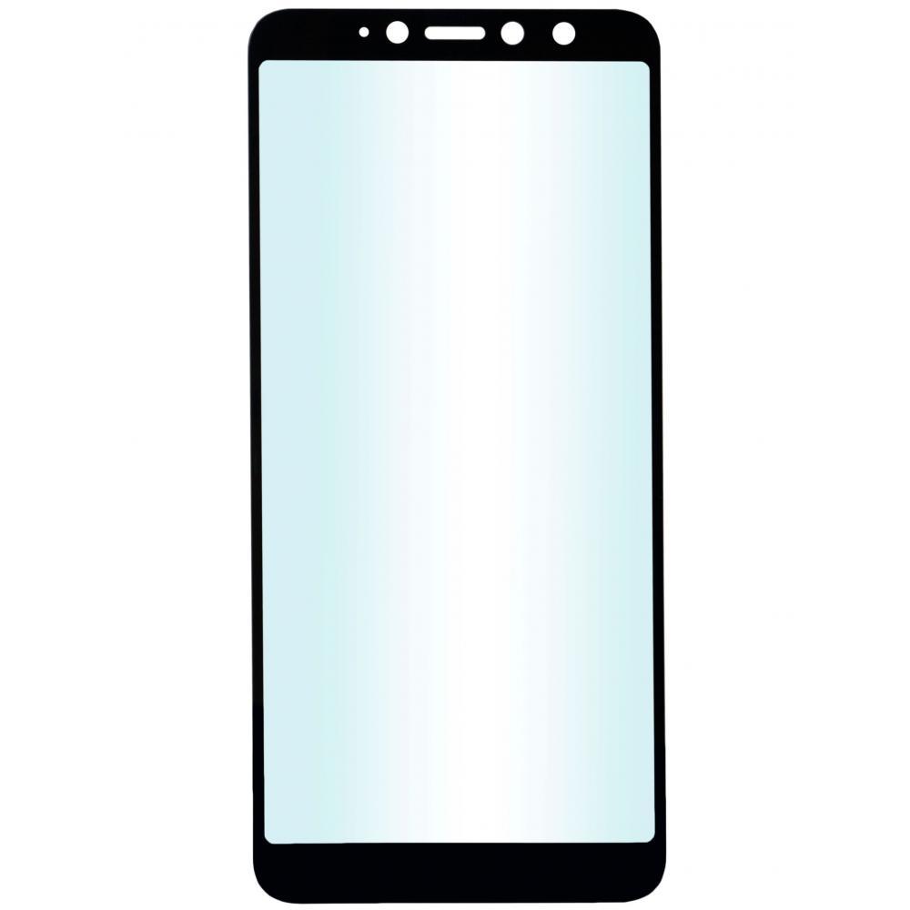 Защитное стекло для телефона skinBOX. 1 side full screen, для Xiaomi Redmi S2/Y2, цвет черный