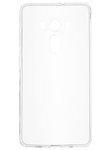 Силиконовый чехол для телефона skinBOX. Slim Silicone, для Asus ZS570KL, цвет прозрачный