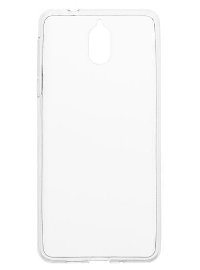 Силиконовый чехол для телефона skinBOX. Slim Silicone, для Nokia 3.1 DS, цвет прозрачный