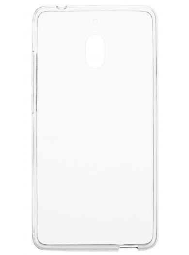 Силиконовый чехол для телефона skinBOX. Slim Silicone, для Nokia 2.1, цвет прозрачный
