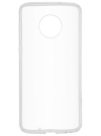 Силиконовый чехол для телефона skinBOX. Slim Silicone, для Motorolla Moto G6, цвет прозрачный