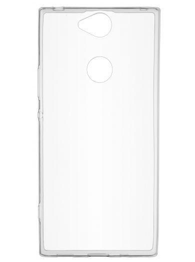 Силиконовый чехол для телефона skinBOX. Slim Silicone, для Sony Xperia XA2 Plus, цвет прозрачный