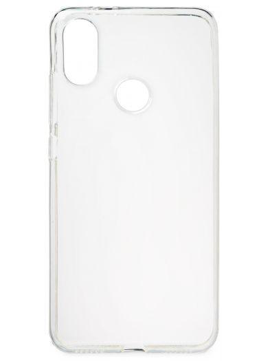 Силиконовый чехол для телефона skinBOX. Slim Silicone, для Xiaomi A2/6X, цвет прозрачный