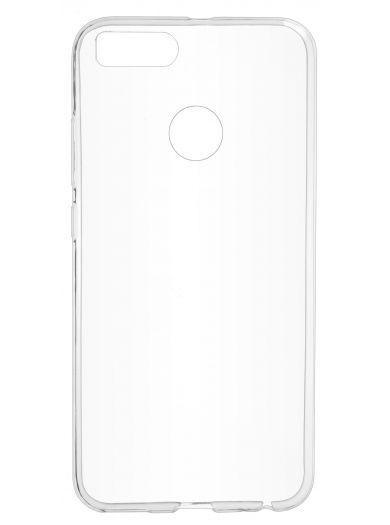 Силиконовый чехол для телефона skinBOX. Slim Silicone, для Xiaomi Mi 5X/A1, цвет прозрачный